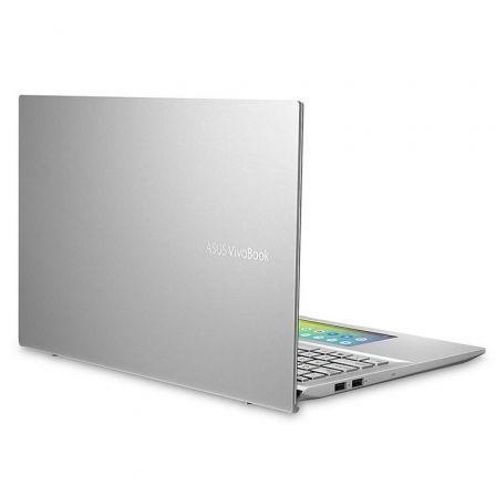 """PORTÁTIL ASUS VIVOBOOK S532FA-BN228T - W10 - I5-10210U 1.6GHZ - 8GB - 256GB SSD PCIE NVME - 15.6""""/39.6CM FHD + MULTITACTIL 5.65""""/14.35CM) - NO ODD"""