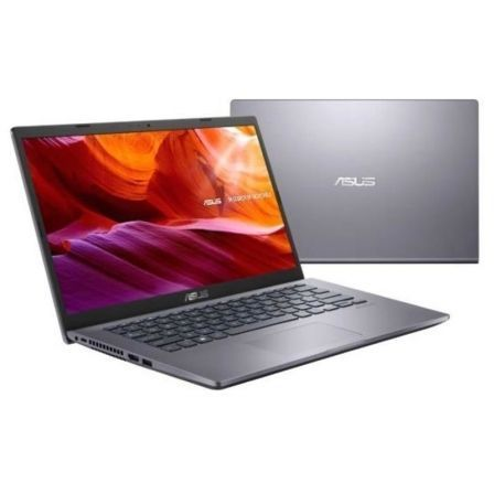 PORTÁTIL ASUS LAPTOP 15 X509MA-BR138 ENDLESS OS INTEL N4000 1.10GHZ 4GB 256GB SSD PCIE NVME 15.6'/39.6CM HD NO ODD GRIS PIZARRA