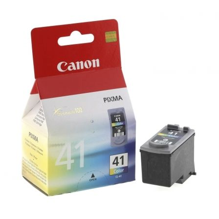 Cartucho de Tinta Original Canon CL-41/ Tricolor