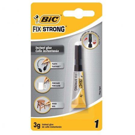 Pegamento en Tubo Bic Fix Strong/ 3g