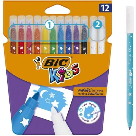 BIC-ROTU KIDS MAGIC 12 UDS