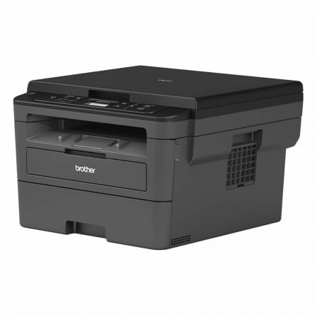 MULTIFUNCION LÁSER MONOCROMO BROTHER DCP-L2510D - HASTA 30 PPM - DUPLEX - ESCAN 1200X1200 - USB - TONER TN2410