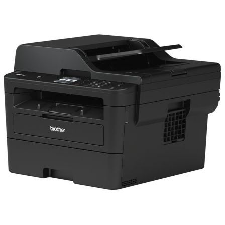 MULTIFUNCION LÁSER MONOCROMO BROTHER WIFI CON FAX MFC-L2750DW - 34 PPM - DUPLEX - ESCAN DOBLE CARA - USB - TONER TN2410/TN2420