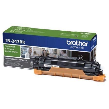 Tóner Original Brother TN-247BK Alta Capacidad/ Negro