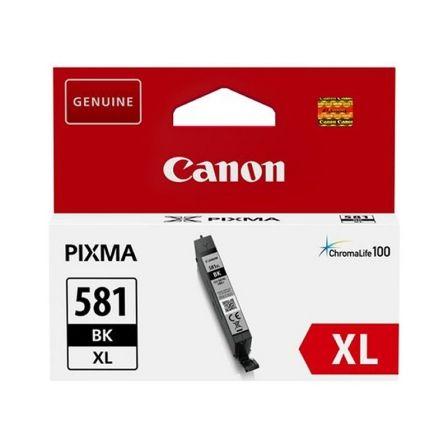 Cartucho de Tinta Original Canon CLI-581BKXL Alta Capacidad/ Negro
