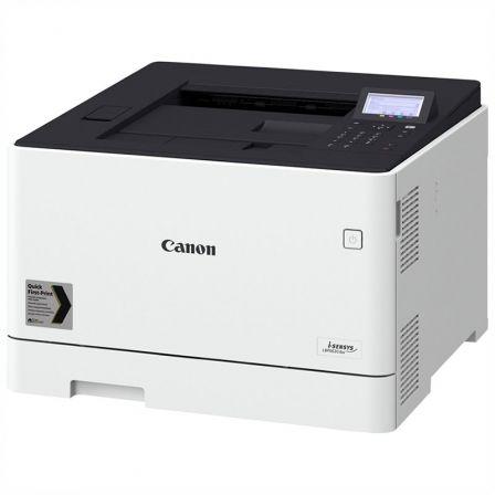 IMPRESORA CANON LÁSER COLOR WIFI I-SENSYS LBP663CDW - 27PPM - DUPLEX - BANDEJA 250 HOJAS - USB - LAN GIGABIT - TONER 055/H BK/C/Y/M