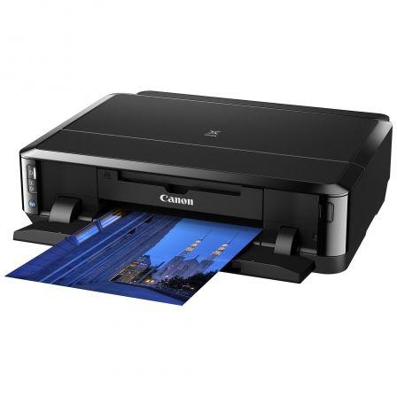 IMPRESORA FOTOGRÁFICA WIFI CANON PIXMA IP7250 - 15/10IPM - 9600X2400PPP - DUPLEX - IMPR. DE DISCOS- CART 550BK/551 C/M/Y