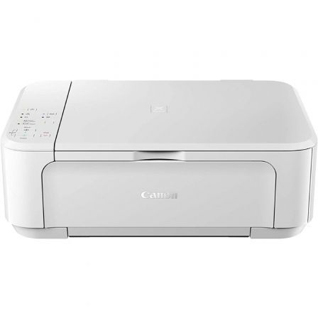 MULTIFUNCIÓN WIFI CANON PIXMA MG3650S BLANCA - RES 4800*1200PPP - 9.9/5.7PPM - DUPLEX - SCAN 1200*2400PPP - USB - CLOUD PRINT/AIR PRINT -PG-540/CL-541