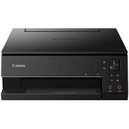 Multifunción Canon PIXMA TS6350 WiFi/ Dúplex/ Negra