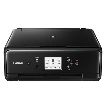 MULTIFUNCION CANON WIFI PIXMA TS6250 - RES 4800*1200PPP - 15/10PPM - DUPLEX - SCAN 1200*2400PPP - USB - CART 580BK/581C/M/Y