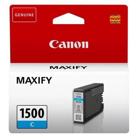 Cartucho de Tinta Original Canon PGI-1500C/ Cian