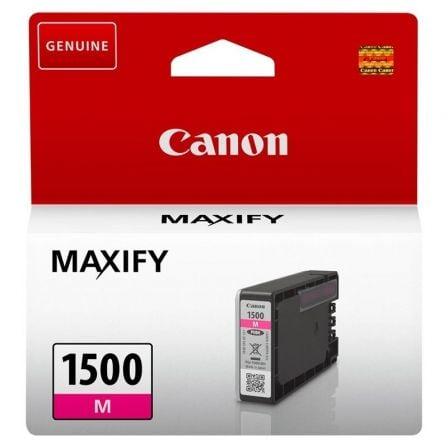 Cartucho de Tinta Original Canon PGI-1500M/ Magenta