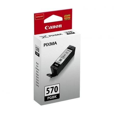 Cartucho de Tinta Original Canon PGI-570PGBK/ Negro