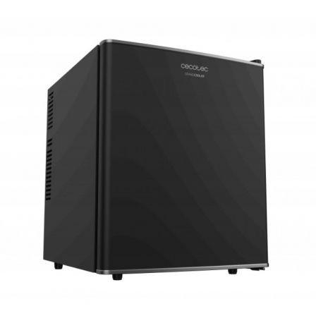 Frigorífico Minibar Cecotec GrandCooler 10000 Silent/ 46L/ Negro
