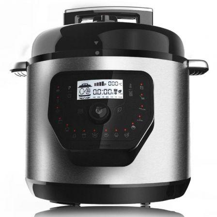 Olla Eléctrica Programable Cecotec GM H Deluxe/ 1000W/ Capacidad 6L