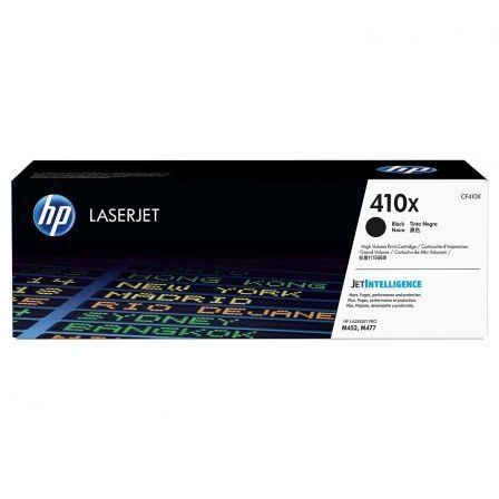 Tóner Original HP nº410X XL Alta Capacidad/ Negro