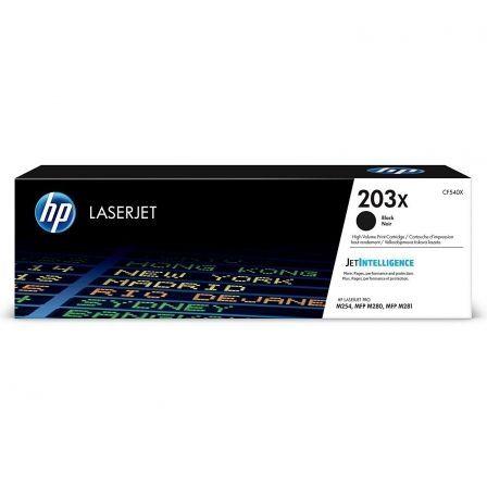 Tóner Original HP nº203X XL Alta Capacidad/ Negro