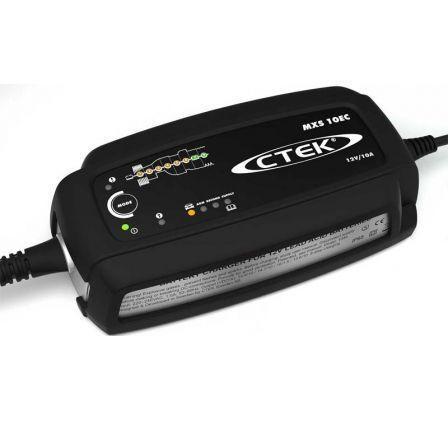 Cargador de Baterías y Alimentador CTEK MXS 10 EC 12V-10A