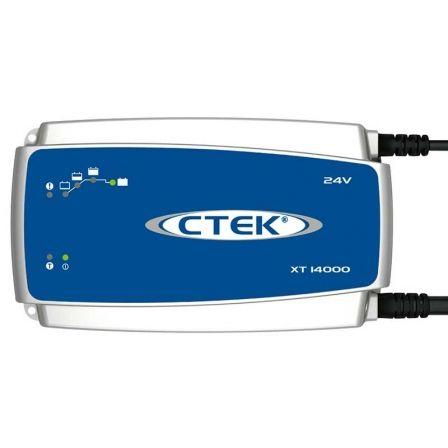 Cargador de Baterías CTEK Profesional XT 14000 de 7 Etapas 24V
