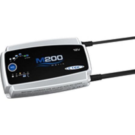 Cargador de Baterías CTEK M200/ 12V/ 15 A