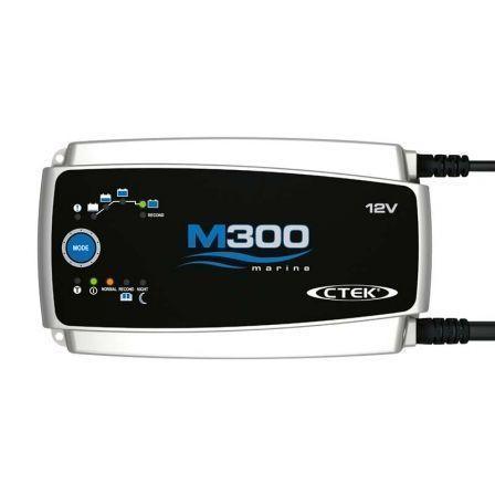 Cargador de Baterías Náutico CTEK M300 12V - 25 A - 1