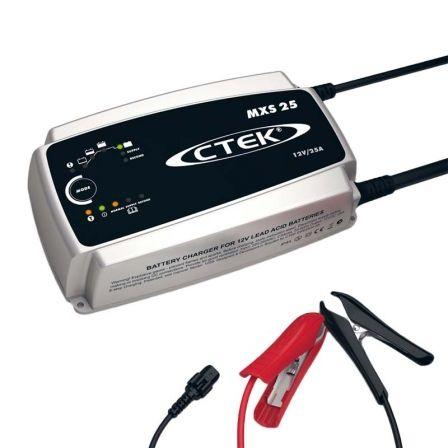 Cargador de Baterías CTEK MXS 25 EU/ 12V/ 25 A