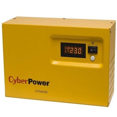Inversor de Corriente Cyberpower CPS600E/ 600VA/ 420W Schuko