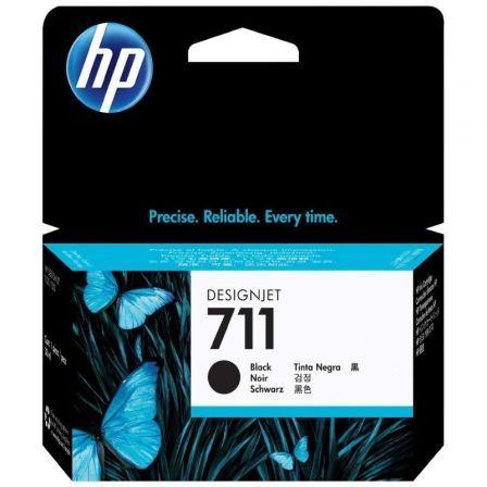 Cartucho de Tinta Original HP nº711/ Negro
