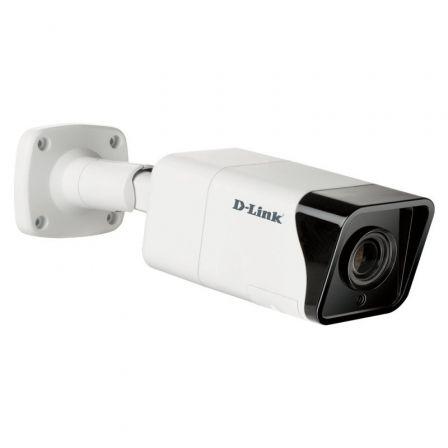 Cámara de Videovigilancia D-Link DCS-4718E/ 108.6º/ Visión Nocturna/ Control desde APP
