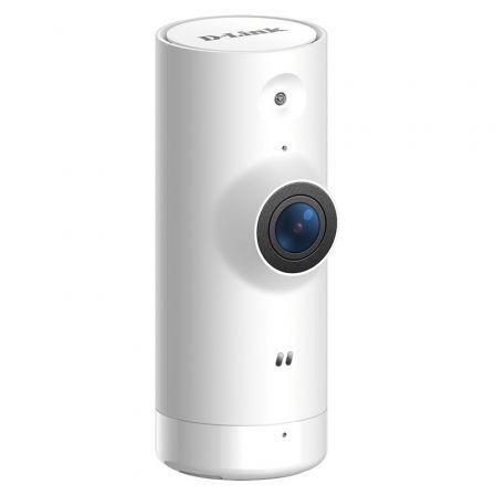 Cámara de Videovigilancia D-Link DCS 8000LHV2/ 138º/ Visión Nocturna/ Control desde APP