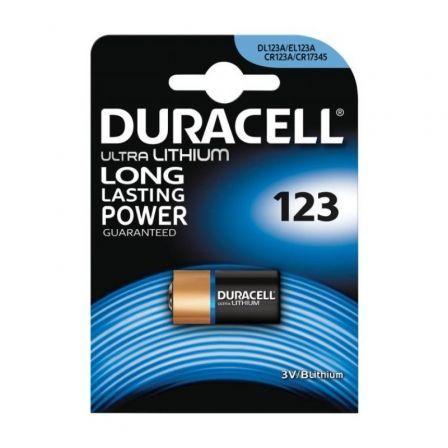Pila Duracell Ultra M3 DL123/ 3V
