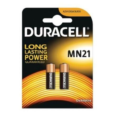 Pack de 2 Pilas 3LR50 Duracell MN21/ 12V/ Alcalinas