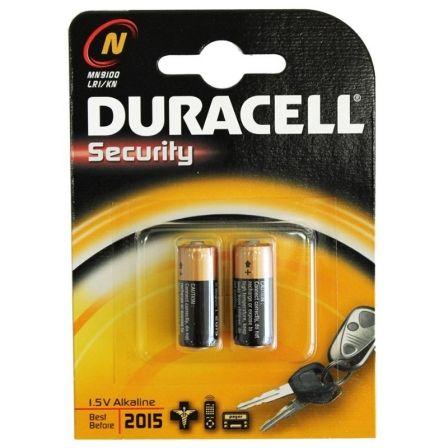 PACK DE 2 PILAS DURACELL N CELL MN9100B2 - 1.5V - 800MAH - ALCALINA