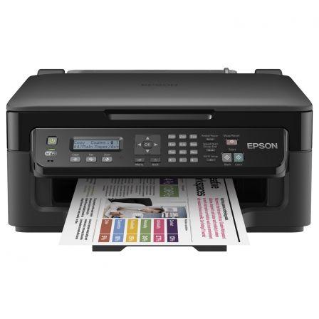 Epson WorkForce WF-2510WF - impresora multifunción - color
