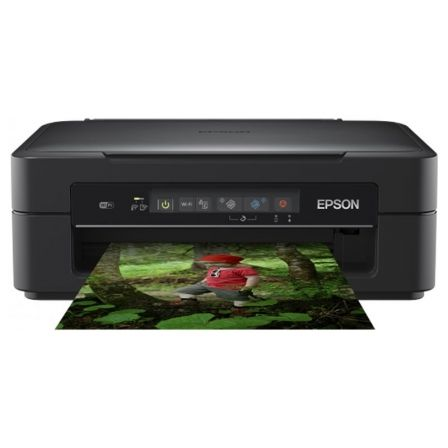 MULTIFUNCIÓN EPSON WIFI EXPRESSION HOME XP-255 - 27/15PPM BORRADOR - ESCÁNER 1200X2400PPP - USB - WIFI DIRECT - CARTUCHOS 29 BK/C/M/Y /XL