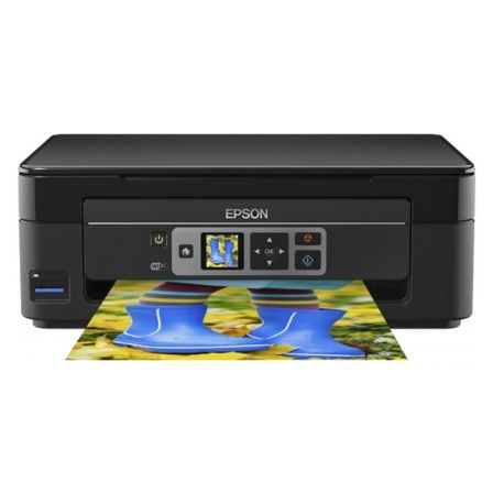 MULTIFUNCIÓN EPSON WIFI EXPRESSION HOME XP-352 - 33/15PPM BORRADOR - ESCÁNER 1200X2400PPP - USB - WIFI DIRECT - CARTUCHOS 29 BK/C/M/Y /XL