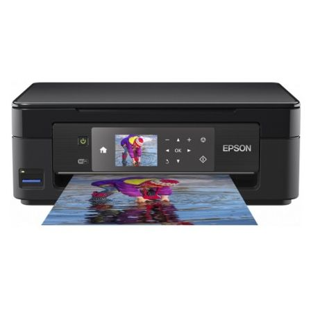 MULTIFUNCIÓN EPSON WIFI EXPRESSION HOME XP-452 - 33/15PPM - ESCÁNER 1200X2400PPP - USB - WIFI DIRECT - CARTUCHOS 29 BK/C/M/Y /XL