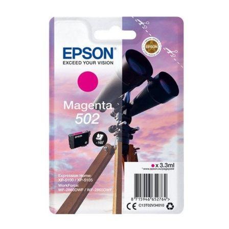 Cartucho de Tinta Original Epson nº502/ Magenta