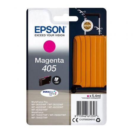 Cartucho de Tinta Original Epson nº405/ Magenta