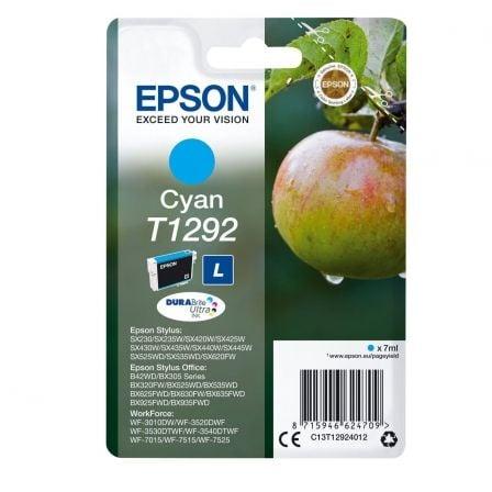 Cartucho de Tinta Original Epson T1292/ Cian