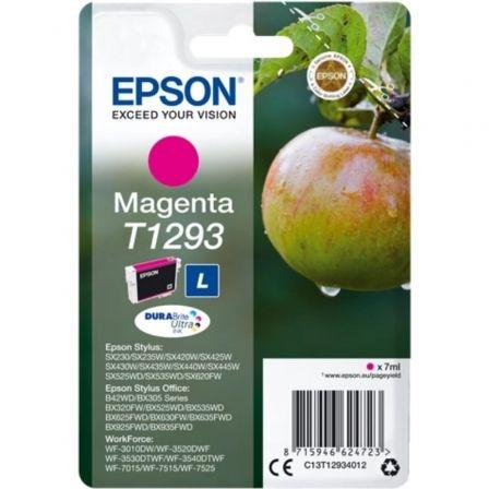 Cartucho de Tinta Original Epson T1293/ Magenta