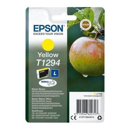 Cartucho de Tinta Original Epson T1294/ Amarillo