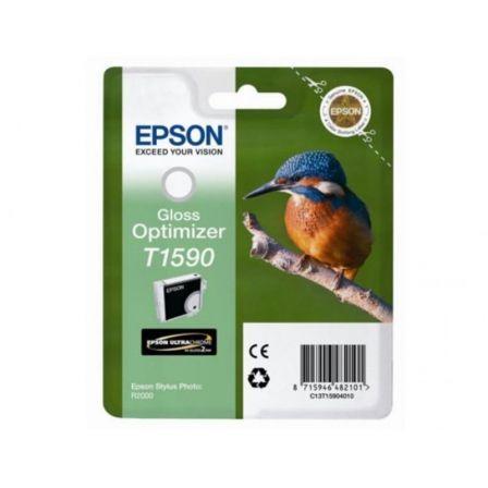 Cartucho de Tinta Original Epson T5190/ Optimizador de Brillo