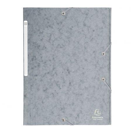 Carpeta Exaclair EXA17110H/ A4 240 x 320mm/ Gris