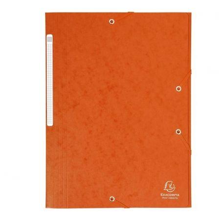 Carpeta Exaclair EXA17117H/ A4 240 x 320mm/ Naranja