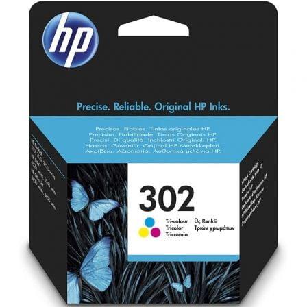 Cartucho de Tinta Original HP nº302/ Tricolor