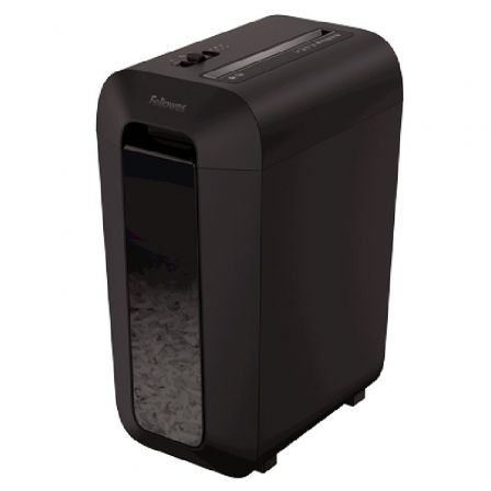 Destructora Fellowes LX65/ Corte en Partículas de 4 x 40mm/ Negra