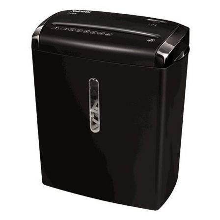 Destructora Fellowes P-28S/ Corte en Tiras de 6mm/ Negra