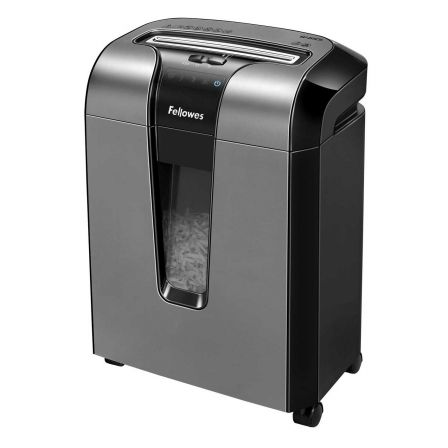 Destructora Fellowes W-61CB/ Corte en Partículas de 4 x 50mm/ Gris
