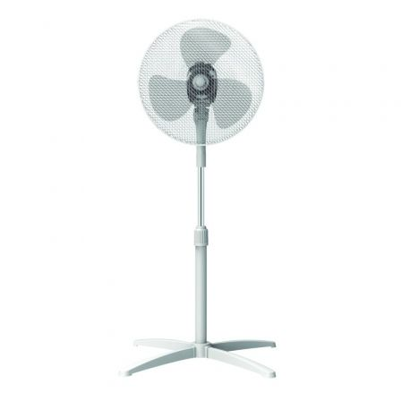 Ventilador de Pie FM PX-40/ 40W/ 3 Aspas 40cm/ 3 velocidades